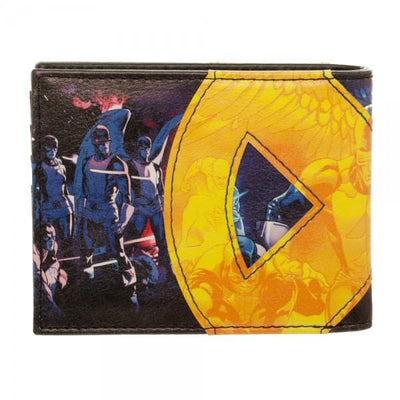 X-Men Fabric Applique Bi-Fold Wallet