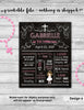 First Communion Girl Sign, First Communion Chalkboard Sign PRINTABLE, First Communion Poster Gift, First Communion Decorations Ideas Holy