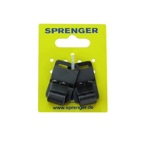 Herm Sprenger® Neck-Tech Extra Links - Matt Black - Dog Sport Supply Company
