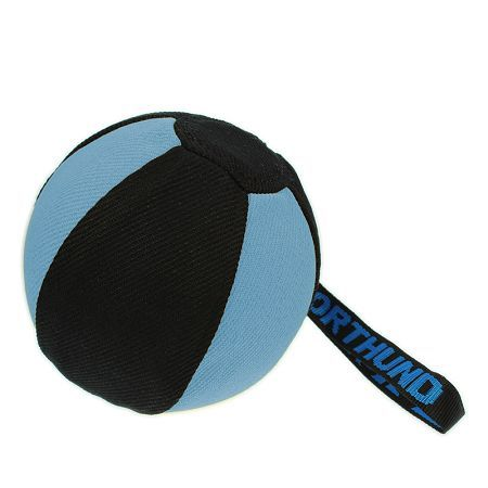 Nyclott Reward Ball 20cm - Large - Strong - Black and Blue - Dog Sport Supply Company