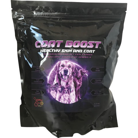 Coat Boost™ by Canine Performance Nutrition - 5 Pound - Dog Sport Supply Company
