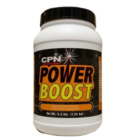 Power Boost® Advanced Rehydration & Energy Supplement for Dogs - 3.5 Pounds - Dog Sport Supply Company
