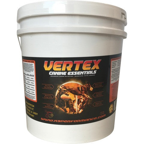 Vertex® K9 Nutritional Supplement for Dogs - 10 Pounds - Dog Sport Supply Company