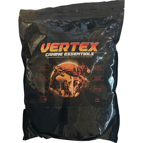Vertex® K9 Nutritional Supplement for Dogs - 4 Pounds - Dog Sport Supply Company