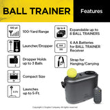 Dogtra BALL TRAINER (Ball Launcher and Dropper) - Dog Sport Supply Company