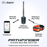 Dogtra Pathfinder GPS E-Collar - Dog Sport Supply Company