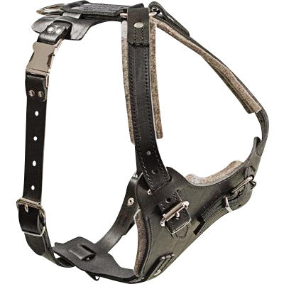 FRABO® Agitation Harness  - with Metal Clip Release - Dog Sport Supply Company