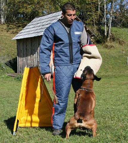 Sporthund - Mini Blind - Yellow - Dog Sport Supply Company