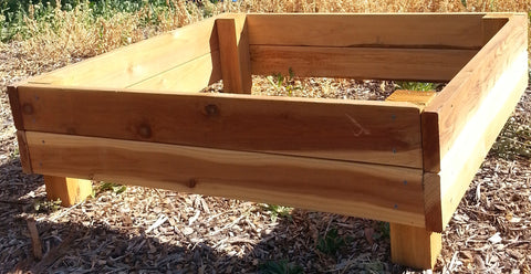 Raised Bed 4x4
