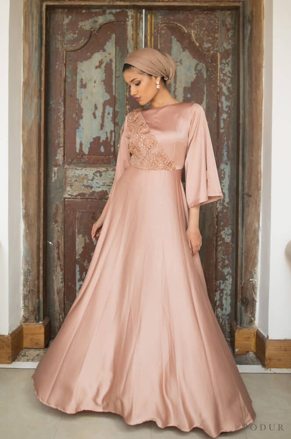 Rosewood Evening Dress