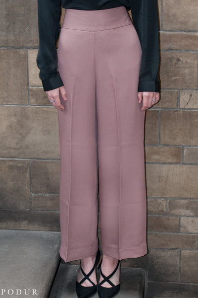Wide legged Pastel Trousers