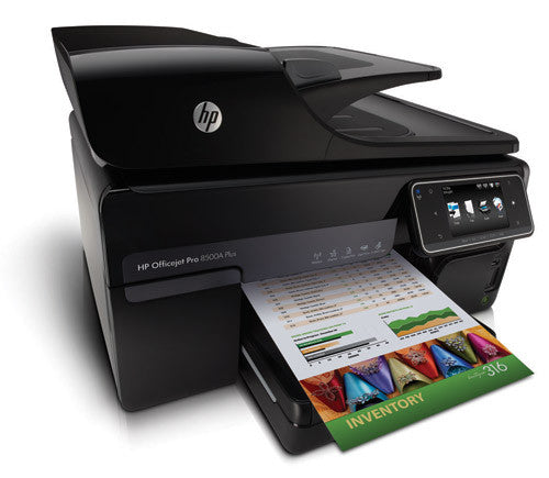 Uvanlig HP Officejet Pro 8500A Plus e-All-in-One Printer - A910g SX-81