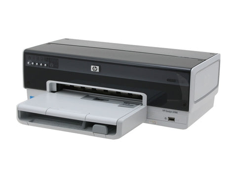 HP Deskjet 6988 Wireless Workgroup Printer ‑ Ink‑Jet ‑ Color