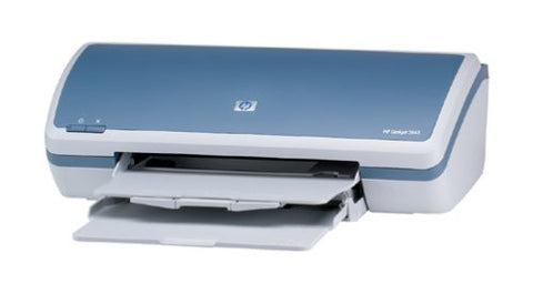 HP Deskjet 3845 Personal Printer ‑ Ink‑Jet ‑ Color