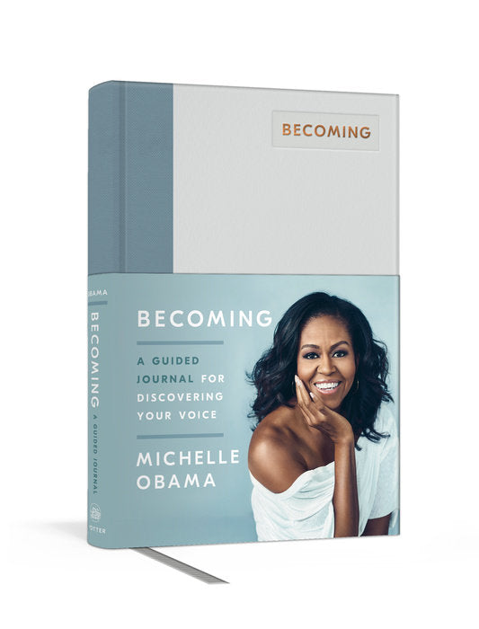Becoming Journal Michelle Obama - Love Peridot