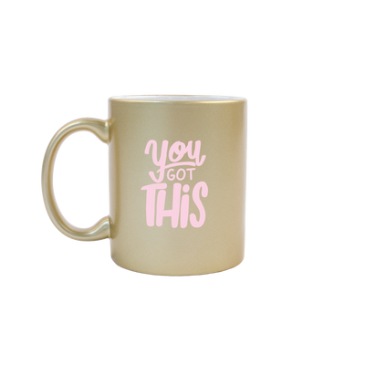 You Got This Mug - Love Peridot