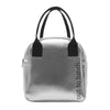 Love Peridot Out to Lunch bag - Silver
