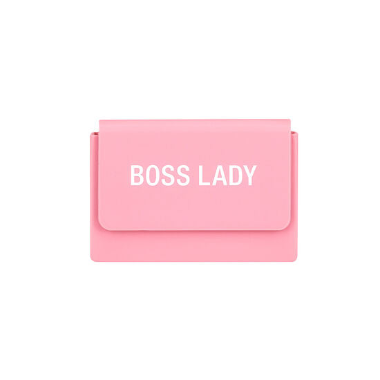 Boss Lady Card Case - Love Peridot