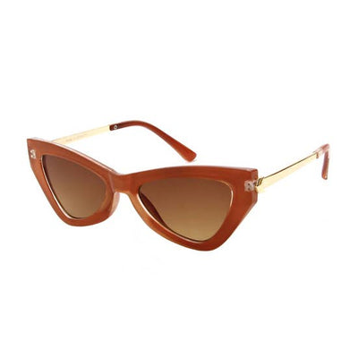 Cara Sunglasses - Love Peridot