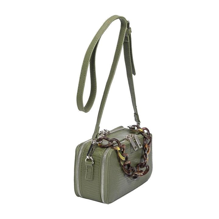 Demi Handbag - Love Peridot