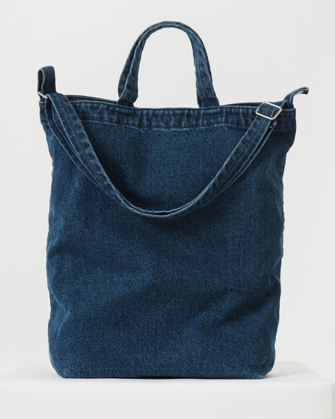 Denim Bag - Love Peridot