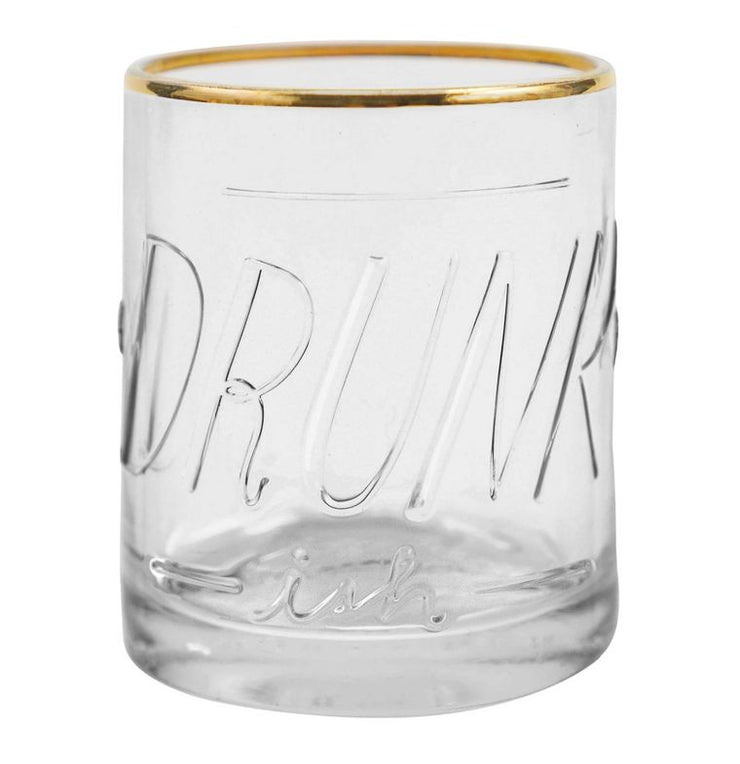 Lowball Drinking Glass