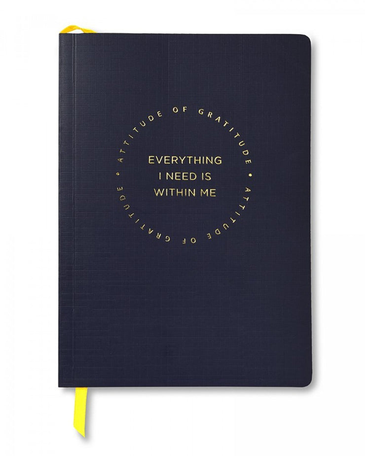 Everything I Need is Within Me Gratitude Journal