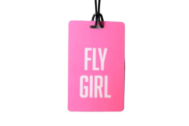 Stay Fly Luggage Tags