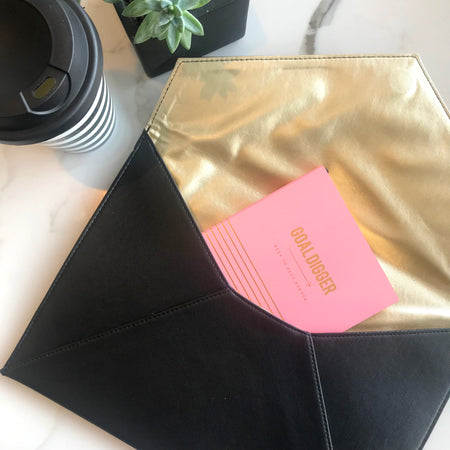 Odeme Gold Coaster Set