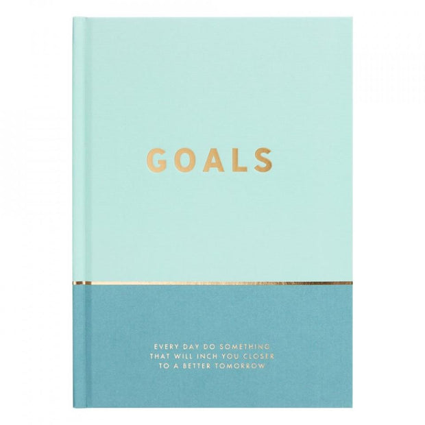 Goals Journal - Love Peridot