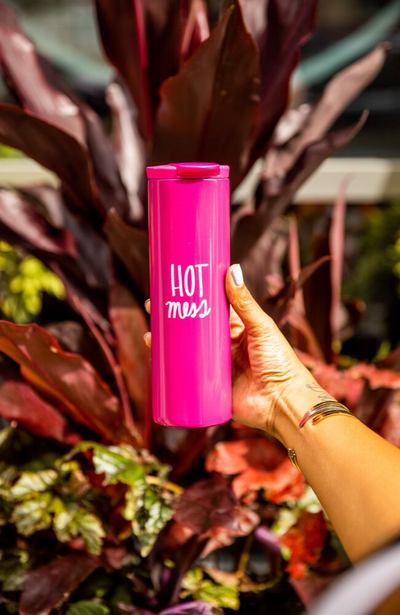 Hot Mess Tumbler - Love Peridot