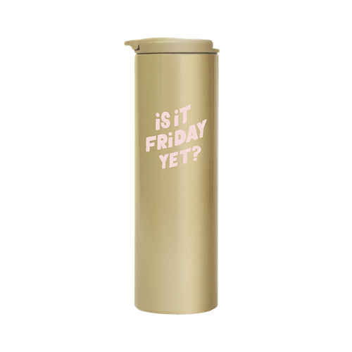 Is it Friday Yet? Tumbler - Love Peridot