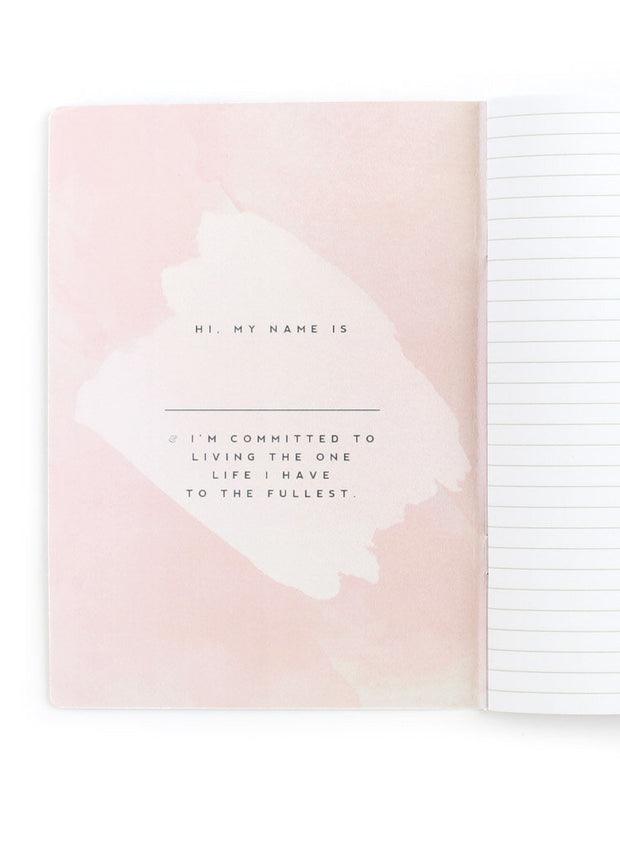 Live Your Best Life Notebook