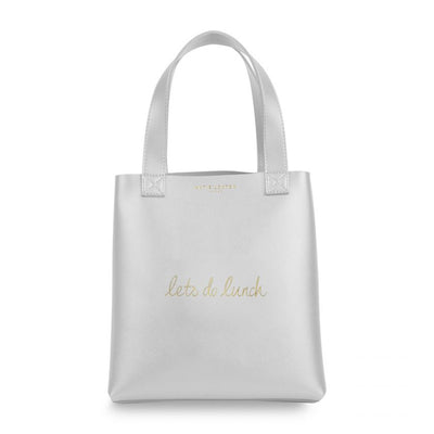 Let's Do Lunch Lunch Bag - Love Peridot