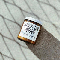 No Place Like Chicago Candle