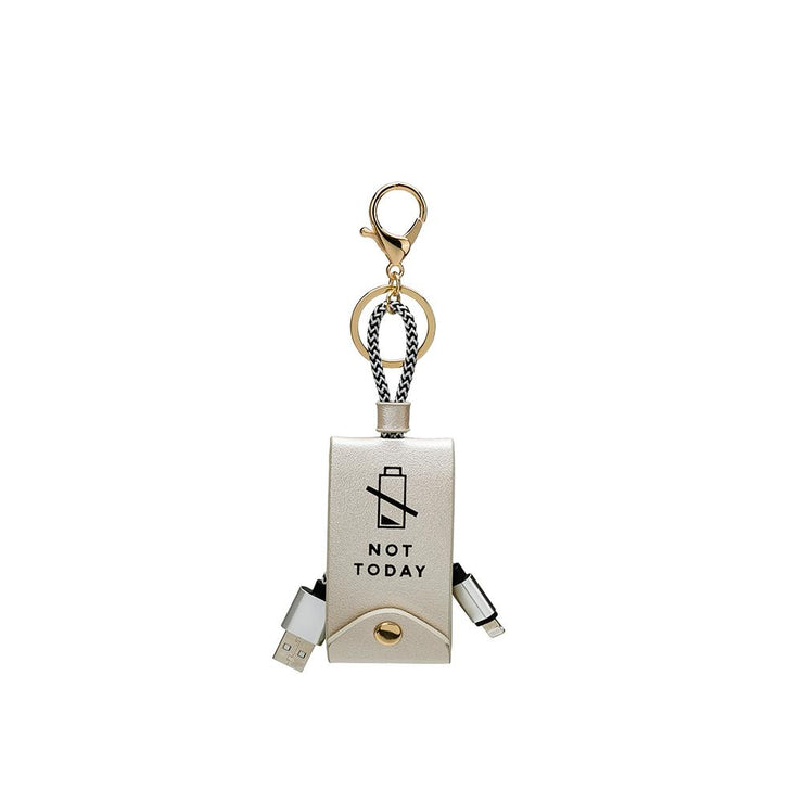 USB iPhone Charger Keychain
