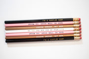 Bad A$$ Boss Lady Pencil Set