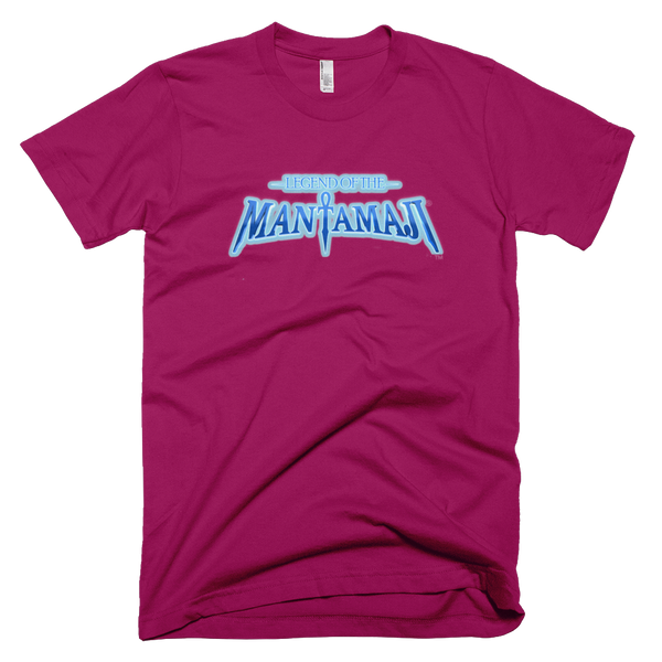 Superhero Graphic T-Shirt Men's/Women's - Legend of the Mantamaji