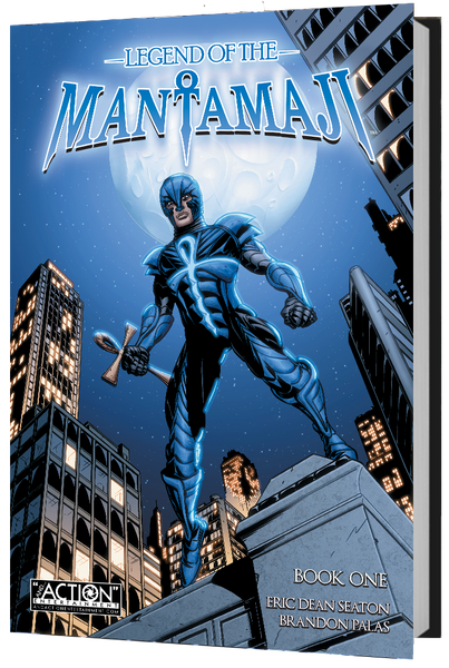 Legend of the Mantamaji: Book 1 - Graphic Novel