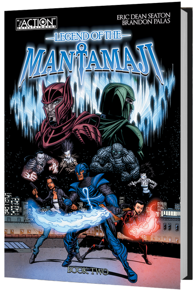 Legend of the Mantamaji: Book 2 - Graphic Novel