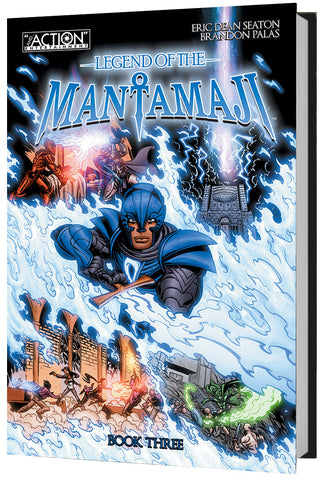 Legend of the Mantamaji: Book 3 - Graphic Novel