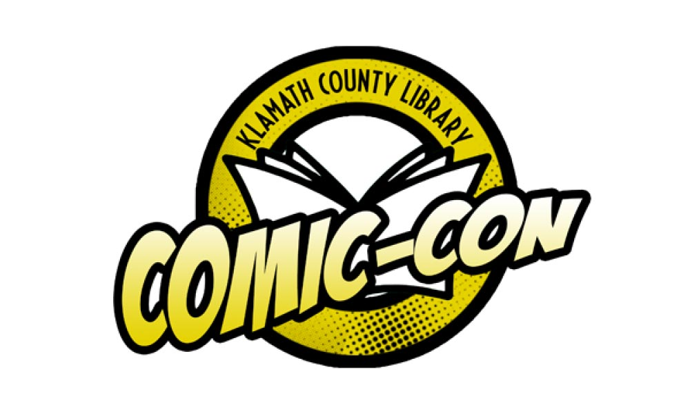 James Art Ville at Klamath Comic Con 2018 | Klamath Falls, Oregon