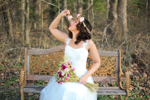 Bridal Bouquets on sale