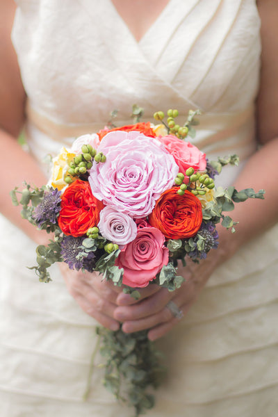 Savannah Jean Bridal Bouquet - Pick a Bloom LLC