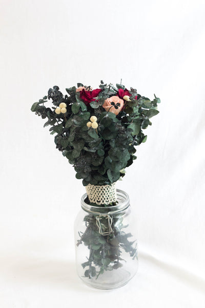 Djuana Jo Bridesmaid Bouquet - Pick a Bloom LLC