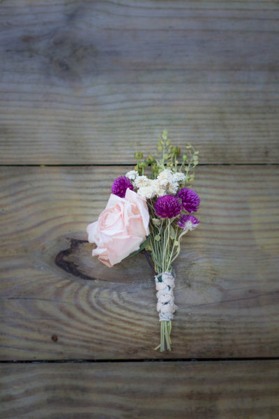 Doree Lee Boutonniere - Pick a Bloom LLC
