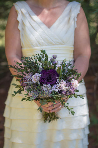 Evie Jane Bridal Bouquet - Pick a Bloom LLC
