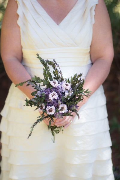 Evie Jane Bridesmaid Bouquet