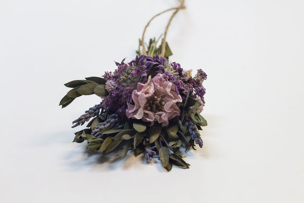 Lavender and Lilac Purple Bitty Bloom - Pick a Bloom LLC