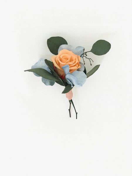 Renee Nae Boutonniere - Pick a Bloom LLC